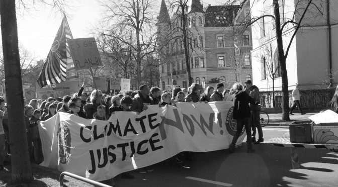Fridays for Future?