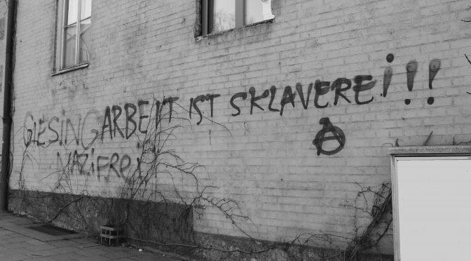 Graffito der Woche – KW 9