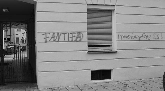 Graffito der Woche – KW 12
