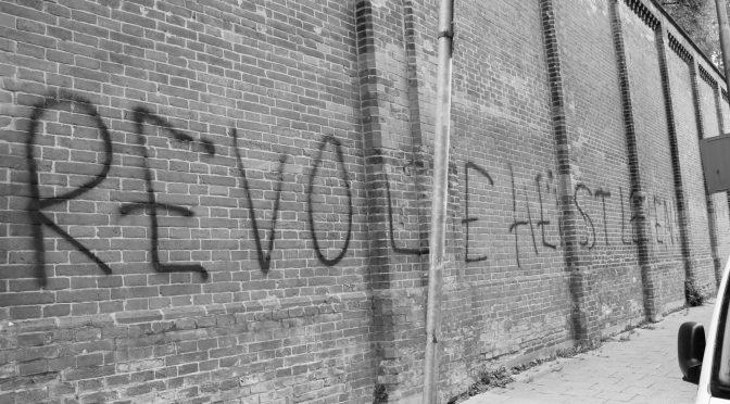 Graffito der Woche – KW 35