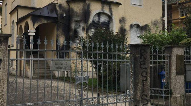 Erneuter Angriff auf das griechische Generalkonsulat