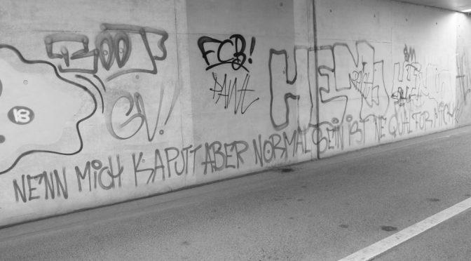 Graffito der Woche – KW 43