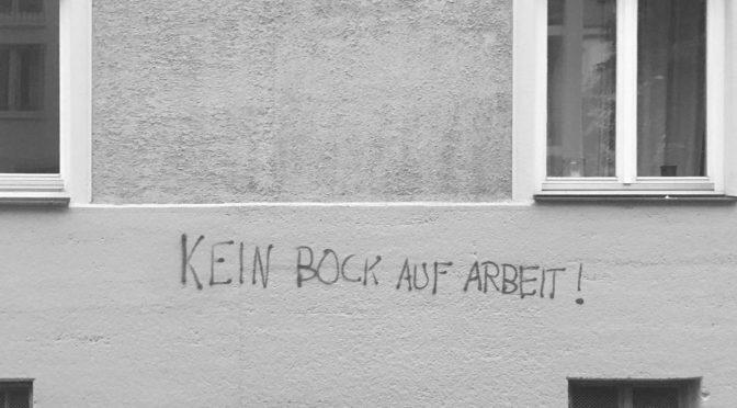 Graffito der Woche – KW 44