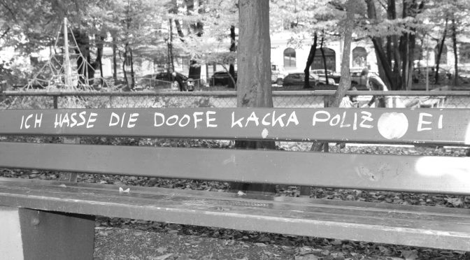 Graffito der Woche – KW 46