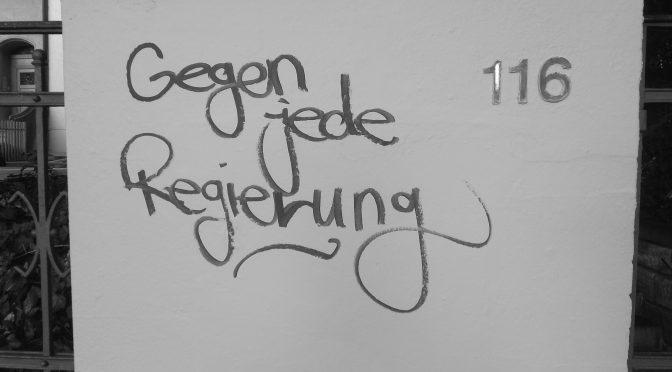 Graffito der Woche – KW 1