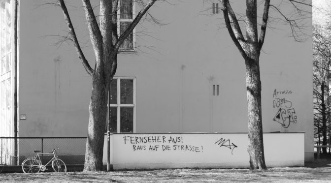 Graffito der Woche – KW 14
