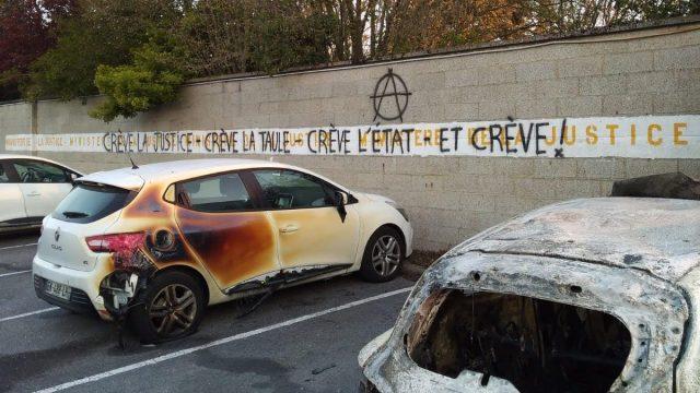 [Amiens] Brandangriff gegen den Strafvollzug