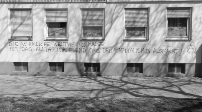 Graffito der Woche – KW 16