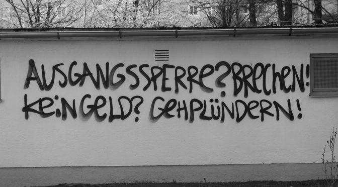 Graffito der Woche – KW 18