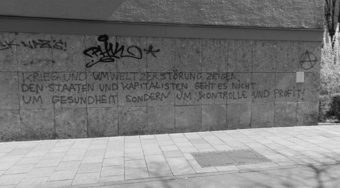 Graffito der Woche – KW 17
