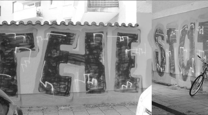 Graffito der Woche – KW 37