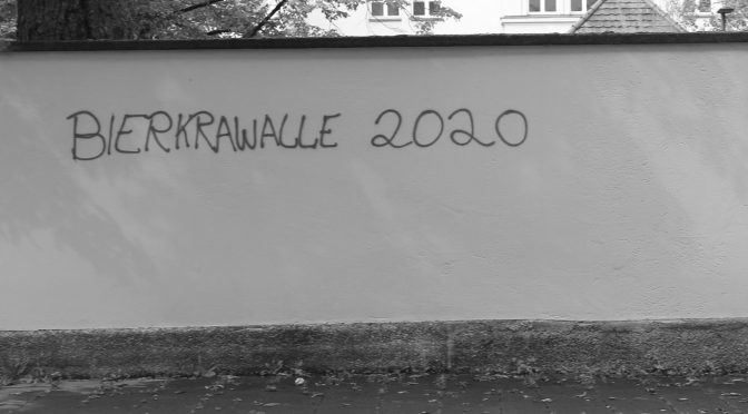 Graffito der Woche – KW 36