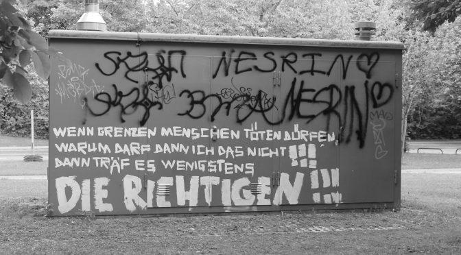 Graffito der Woche – KW 38