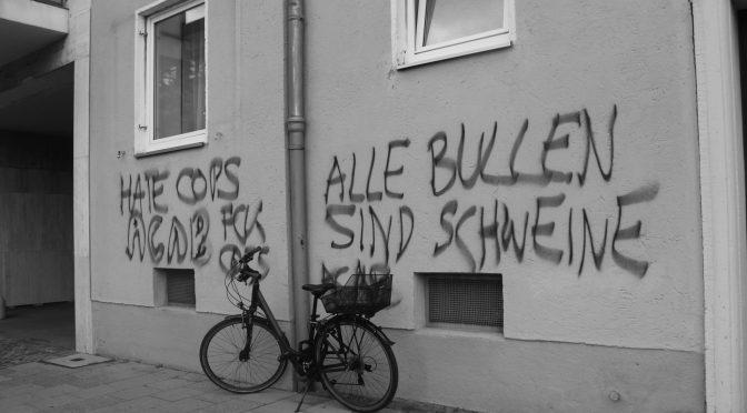 Graffito der Woche – KW 45