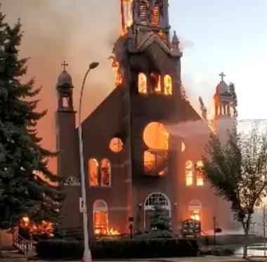 [Kanada] Mindestens acht Kirchen abgefackelt